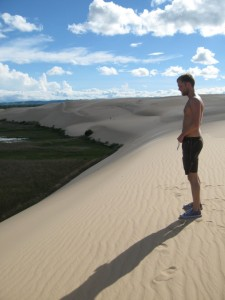 The Sanddune challenge